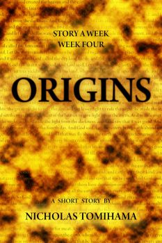 Origins Cover by Tigermano