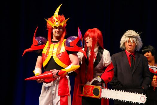 Anime Boston 2013 - Red Hot Love by VideoGameStupid