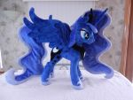 Princess Luna by EquestriaPlush