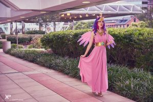 Bronycon 2015 - Princess Cadance 2 by XenPhotos