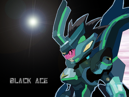 BLACK ACE by dabbido