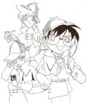 Detective Conan by luckyluckyclover77