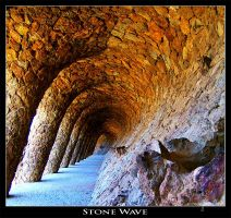 Stone Wave by SimonArts