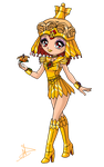 Sailor Galaxia by nads6969