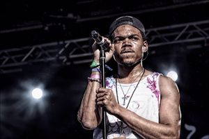 Chance The Rapper by EngelhartNick