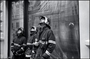 Firefighters by ESafian