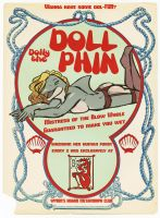 Dolly the Doll Phin by nothere3
