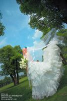 Luka weddingdress by 35ryo