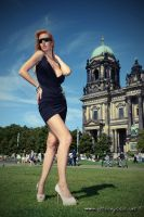 Sunny day in Berlin III. by Honeyhair