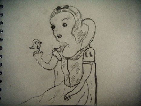 Snow White by D1sn3yP0tterGamES