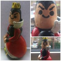 Queen of Hearts Sculpt by hamsternio