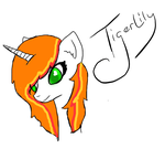 TigerLily~ by My-kitty-whiskers