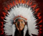 American Indian by MadKreem