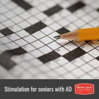Activities for Seniors with Alzheimer Disease by homecaredallas