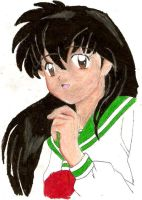 Kagome - By Wolven-Sorceress by YoukiClub