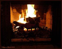 fire light by Nariane