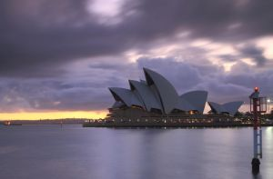 Utzon's Dawn - Second Coming by cplcrud