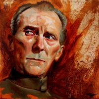 GRAND MOFF TARKIN by el-woopo