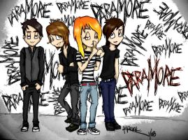 Paramore by stylistic-division