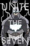 SKRATCHJAMS - Batman by lav2k