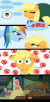 No apples by DespisedAndBeloved