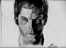 Dexter Morgan by Kovaxx012