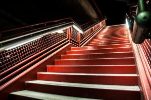 Trolley Stairs by Calebfrench