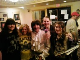 Me and friends with Greg George by koolkitty9