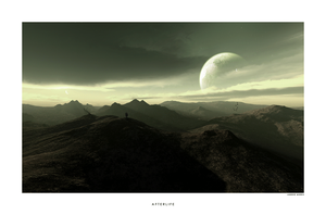 Alien Afterlife by TheNonSequitur