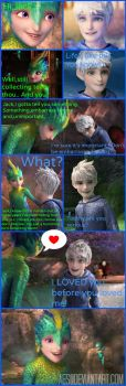 Toothiana and Jack Frost Short Comic by Anna-Elizabeth-Stone