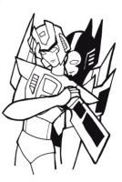 Love is Black and White by Kage-Jaganshi