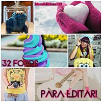 Pack De Fotos Para Editar by MaruEditions123