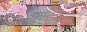 FaceBook Cover by Piucca