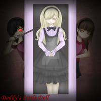 Daddy's Little Doll Characters by Rini-Hayashi