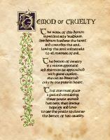 Demon Of Cruelty by Charmed-BOS