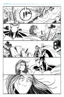 Stormchasers issue 6 pencils+inks p21 by kre8uk