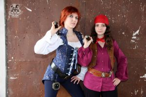 Pirate Ladies 4 by MiracoliCosplay