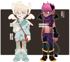 Adopts: Auction {CLOSED} by CremeBap