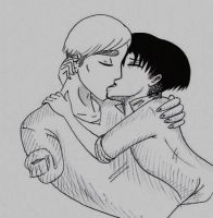 Eruri: You're the One For Me by Batsu13angel
