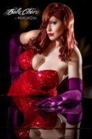 BELLECHERE - Jessica Rabbit by ModelMosa