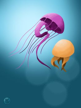 Meduse by kasy