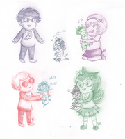 .:HS: BetaKids with PatronGrubs:. by veri119