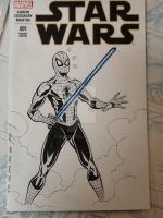 Free comic book day sketch cover by hdub7