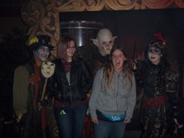 Knotts Scary Farm Neocropolis by DarkMichiko