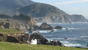 Big Sur Coastline by xxStarpelt