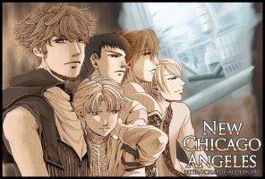 New Chicago Angeles by CloverDoe
