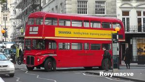1966 AEC Routemaster RML2596 by The-Transport-Guild