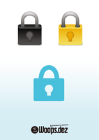 lock icon by woopsdez