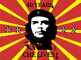40 years che lives by gaber440