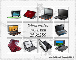 Netbooks Icons Pack by conzumir